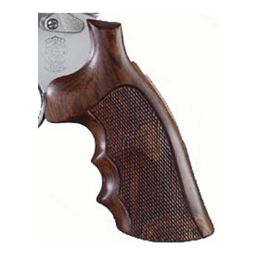 Hogue Dan Wesson Grip Large, Coco Bolo, Checkered by Hogue