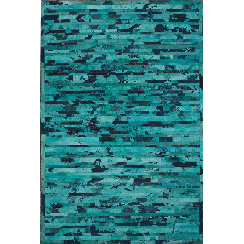 nuLOOM Hudson Turquoise Area Rug