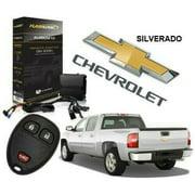 2007-2013 Chevy Silverado 1500 2500 Plug & Play Remote Start / 3X Lock / Easy Install