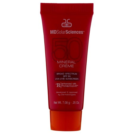 MDSolarSciences Mineral Creme SPF 50 .25 oz