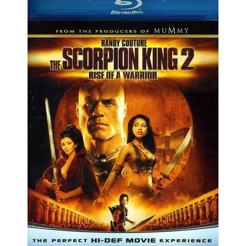 Scorpion King 2: Rise Of A Warrior (Widescreen/ Blu-ray)