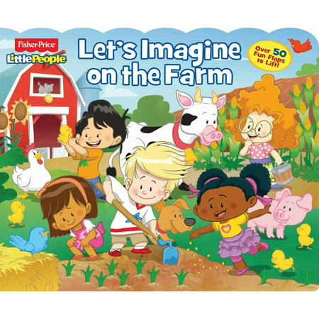 Fisher-Price Little People: Let's Imagine on the Farm (Board