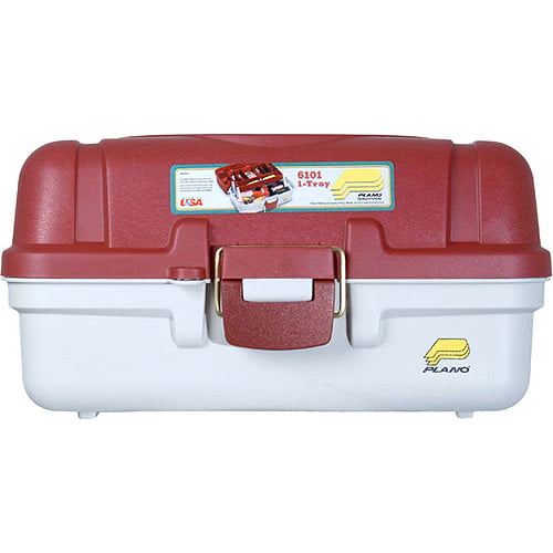 Plano 1-Tray Tackle Box by Plano