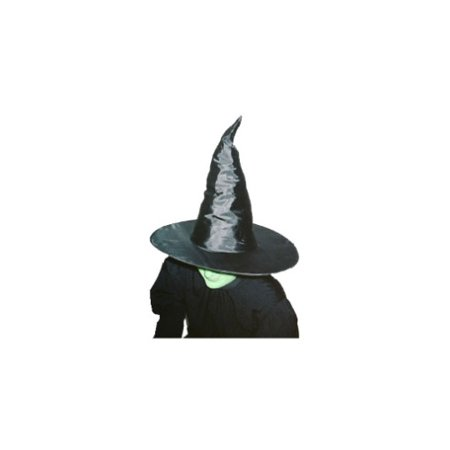 eaac8bf060a Adult Taffeta Witch Hat Adult Halloween Accessory - Walmart.com