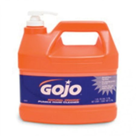 GOJO Natural Orange Hand Cleaner with Pumice, Gallon