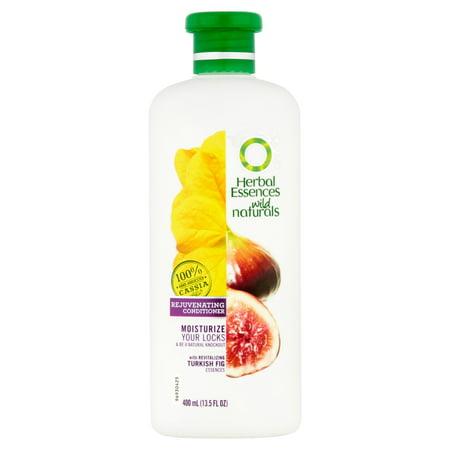 Clairol Herbal Essences Wild Naturals Rejuvenating Conditioner, 13.5 fl oz Clairol Herbal Essences Fruit