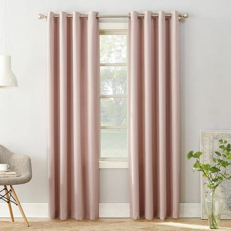 Sun Zero Madison Grommet Room Darkening Window Curtain