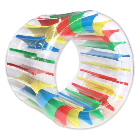 "48"" Roll & Tumble Inflatable Yard Toy"