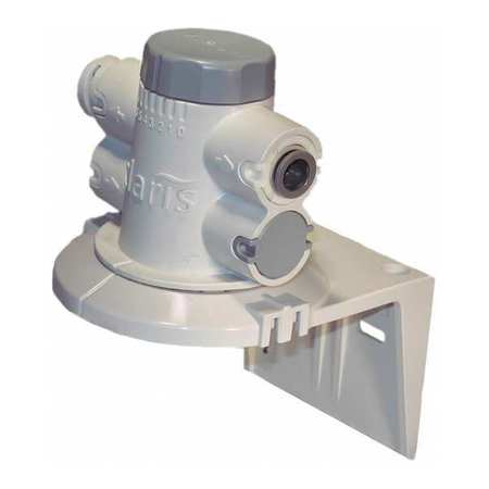 Filter Head,3/8 In QCF,Plastic PENTAIR/EVERPURE EV433923-75