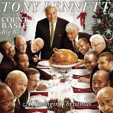 A Swingin' Christmas Feat. The Count Basie Big Band (CD) ()
