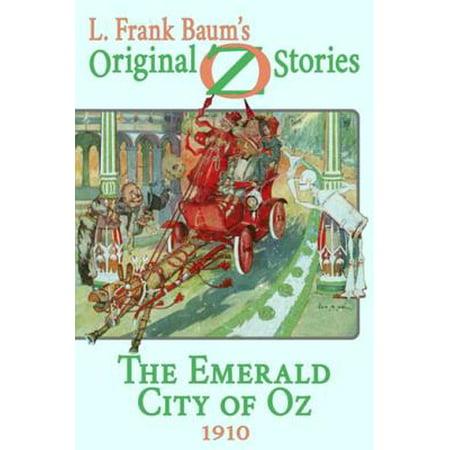 The Emerald City of Oz - eBook