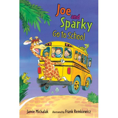 Joe and Sparky Go to School](Joe Goes Halloween)