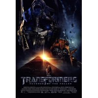 Transformers 2: Revenge of the Fallen (2009) 27x40 Movie Poster