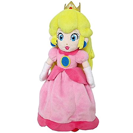Super Mario Princess Peach Plush