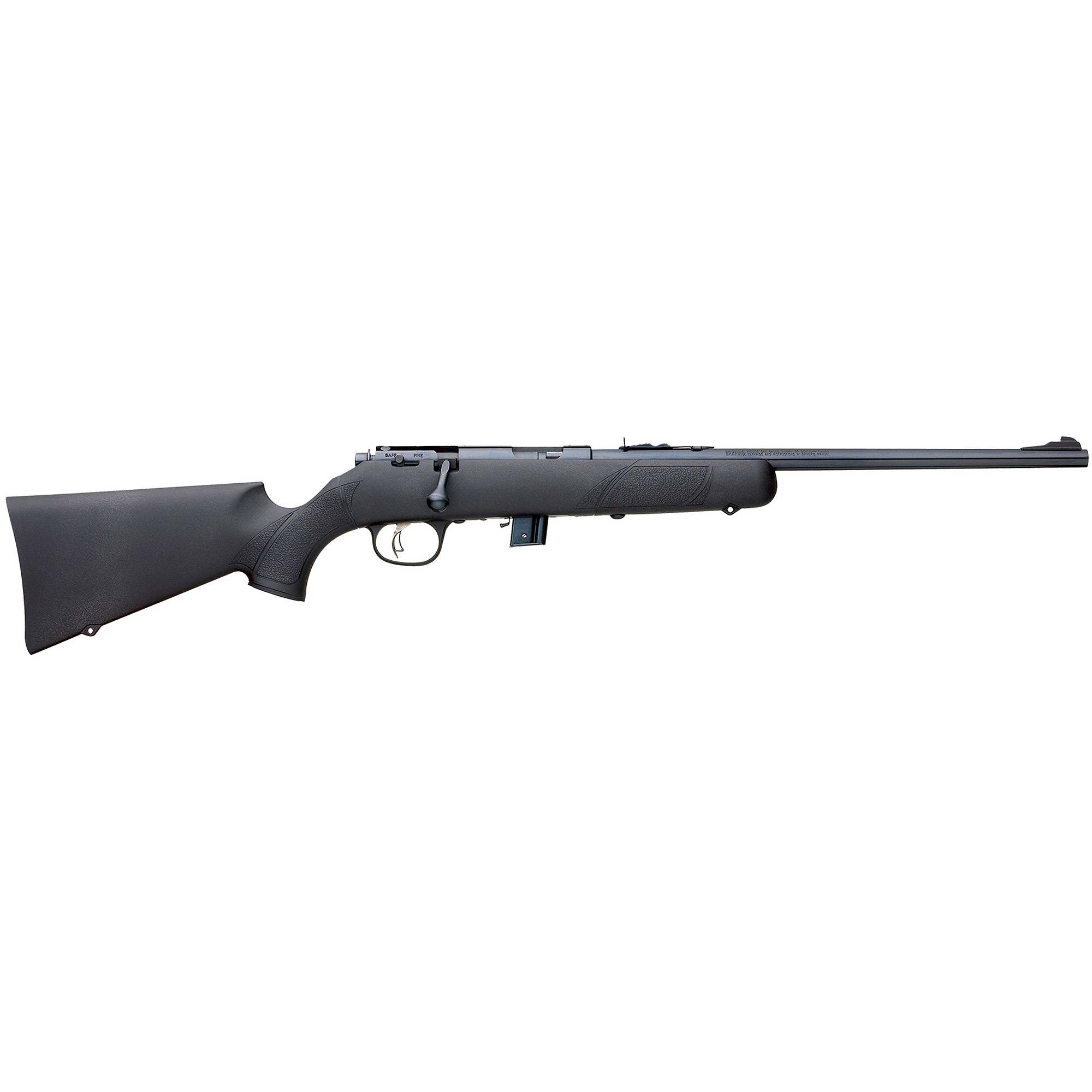 "DO NOT PUBLISH Marlin 70691 XT-22YR Youth Bolt Action Rifle, 22 Short/Long/Long Rifle, 16.25"", 7+1 Capacity, 1rd Black Synthetic Stock, Blue Finish"