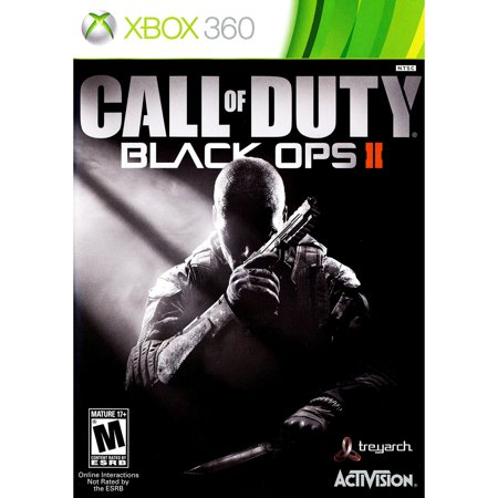 Call Of Duty: Black Ops II, Activision, Xbox 360,