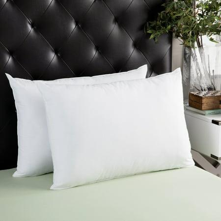 Splendorest  Jumbo Sham Stuffer Pillows (Set of 2) ()