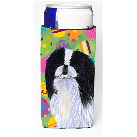 Japanese Chin Easter Eggtravaganza Michelob Ultra bottle sleeves For Slim Cans - image 1 de 1