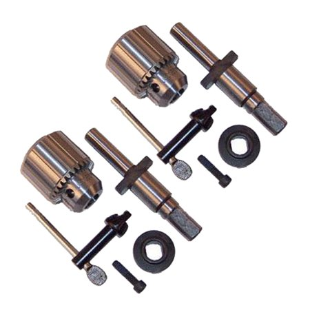 Superior Electric M1670 Aftermarket For Milwaukee  2 Pack  Replacement Spindle Chuck Assembly Service Kit   M1670 2Pk
