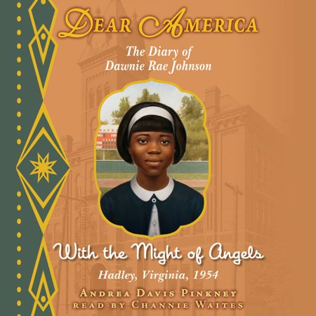 Dear America: With the Might of Angels - Audiobook