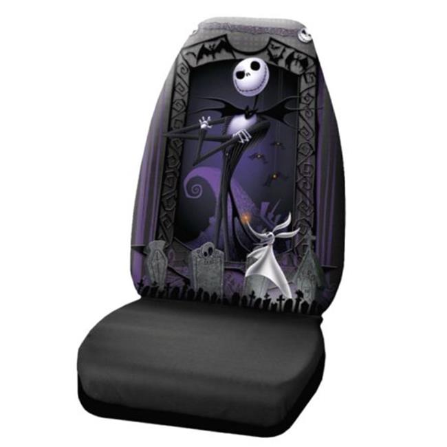 PlastiColor P23-006949R01 Nightmare Before Christmas Seat Cover