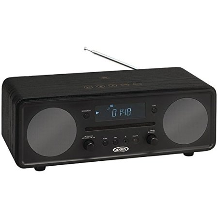 Jensen Jbs 600 Bluetooth Digital Music System With Cd Player