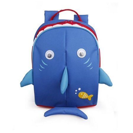 Shark Kids Backpack with Safety Anti-Lost Harness Leash Toddler Preschool Bags for $<!---->