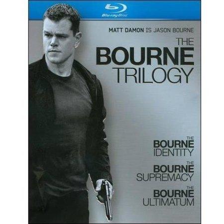 Universal Bourne Trilogy Bd Tf Ws