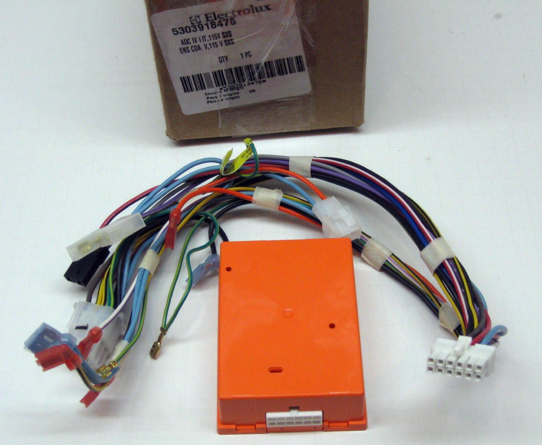5303918476 Refrigerator Defrost Control Board 240554502 241508001 AP4909015