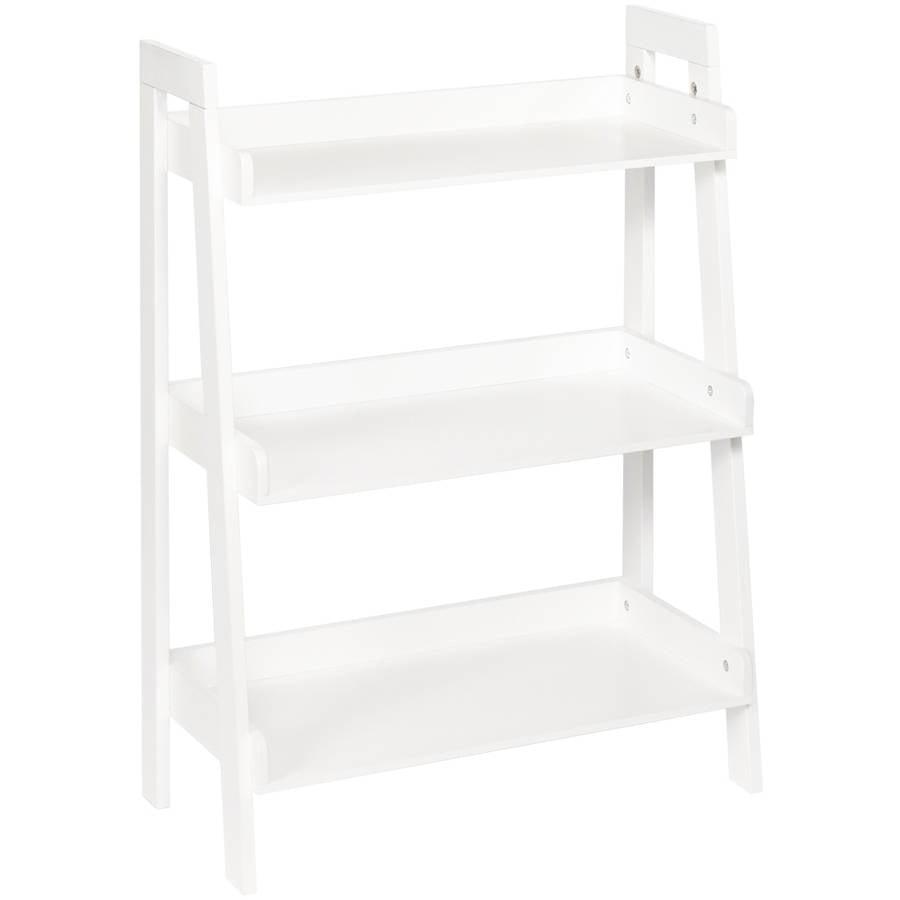 RiverRidge Kids 3-Tier Ladder Shelf, White by Sourcing Solutions, Inc.