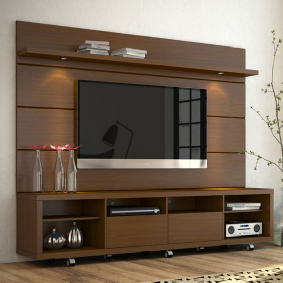 Tv Stand Designs On Wall : Manhattan comfort cabrini in tv stand walmart