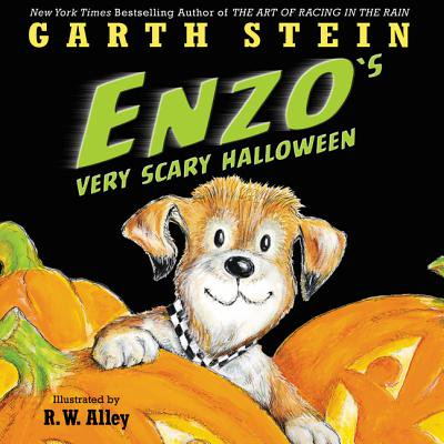 Enzo's Very Scary Halloween - Scary Halloween Music Screams