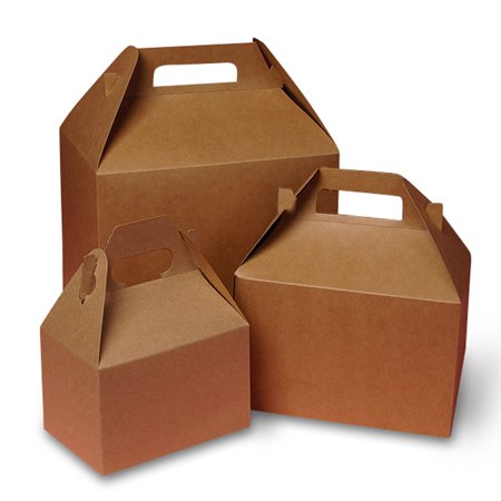 Kraft Food Boxes Gable 9