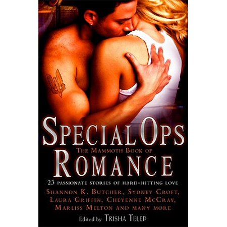 The Mammoth Book of Special Ops Romance - eBook (Special Ops Group)