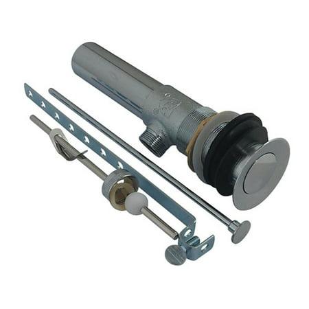 Brass Pop Up Drain (Kingston Brass Made to Match 1.25'' Pop-Up Bathroom Sink)