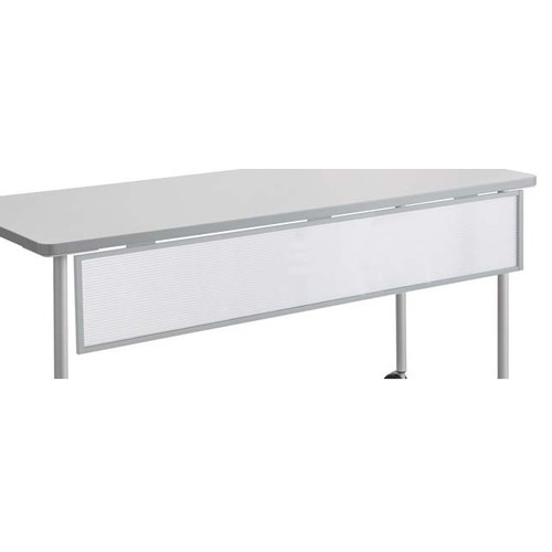 Safco Products Company Impromptu Desk Modesty 1 Panel Roo...