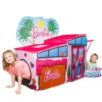 Barbie Dreamhouse Over 7 Feet Long Pop Up Tent