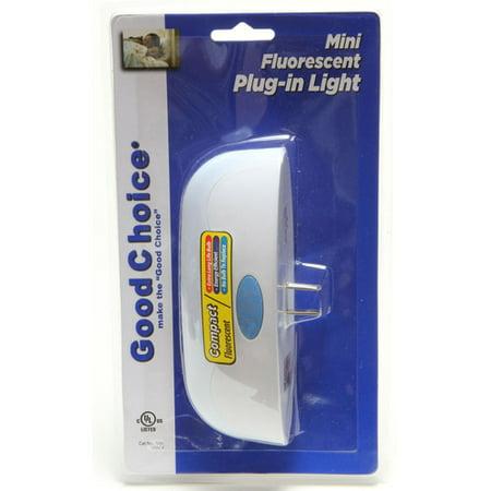 Mini Fluor Plug In