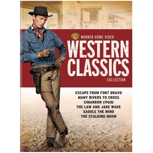 Warner Home Video Western Classics Collection (Widescreen)