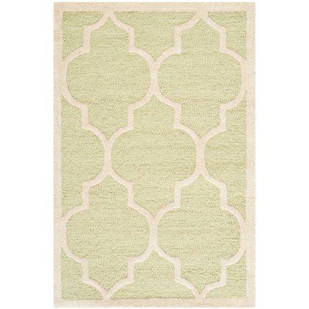 Safavieh Cambridge 5' X 8' Hand Tufted Wool Rug - image 10 de 10