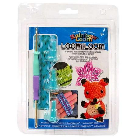 Rainbow Loom LoomiLoom Rubber Band Crafting Kit](Rubber Band Looms)