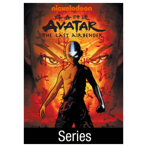 Avatar [Animated TV Series] (2005)
