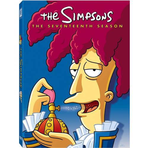 The Simpsons: Season 17 (Full Frame) by Twentieth Century Fox