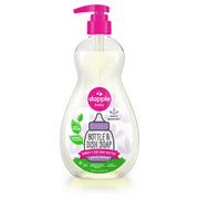 Dapple Baby Bottle and Dish Liquid, Lavender, 16.9 fl oz