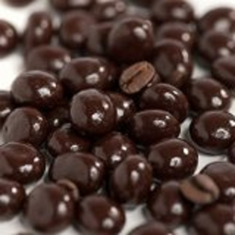 Gourmet Chocolate Espresso Beans by Its Delish (Dark Chocolate, 1 lb) by Its Delish