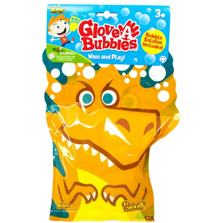 Glove A Bubble Dinosaur