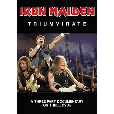 Iron Maiden : Triumvirate - Halloween By The Name Iron Maiden