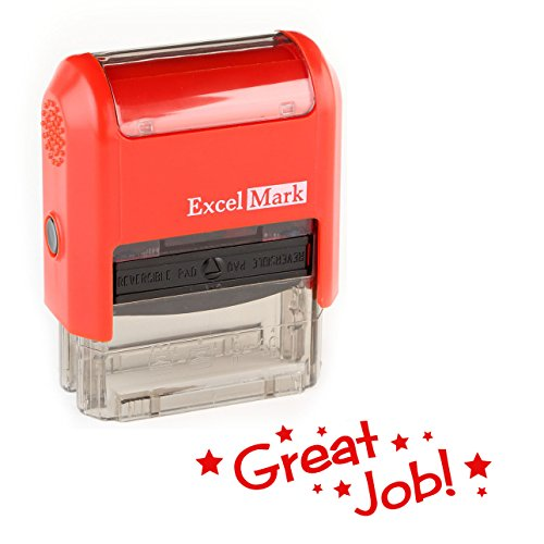 Teacher Stamp - GREAT JOB!