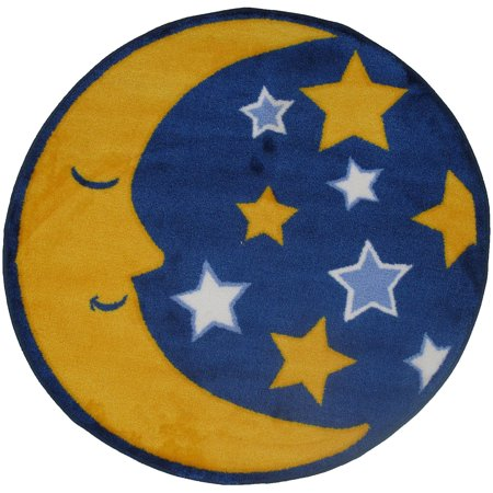 Fun Rugs Moon & Stars 31