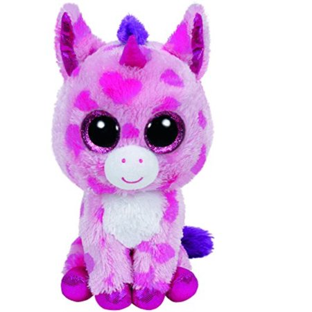 ty beanie boo plush - sugar pie the unicorn 15cm (valentines exclusive) - Unicorn Valentine